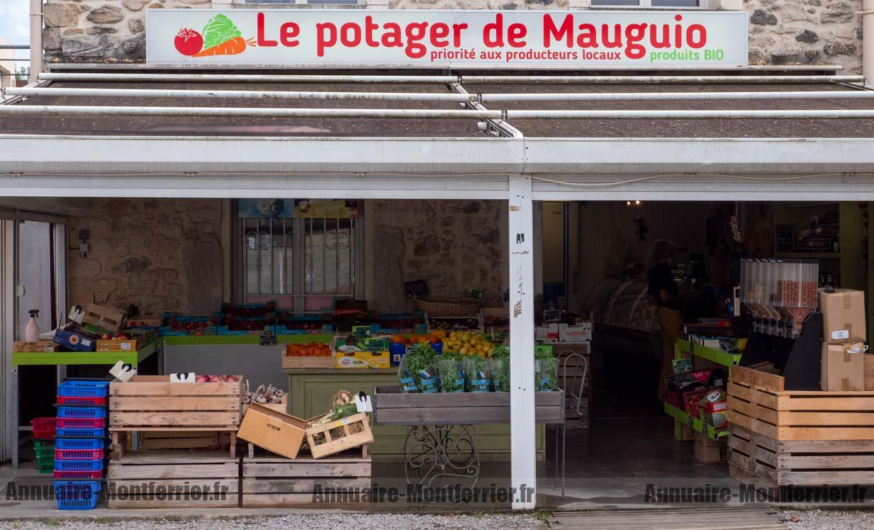 LE POTAGER DE MAUGUIO