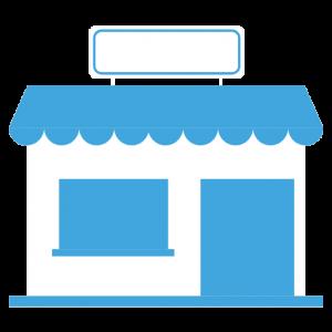 logo commercant transparent