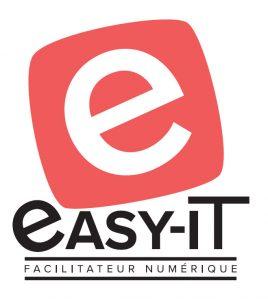 Logo Easy-IT Facilitateur Numérique